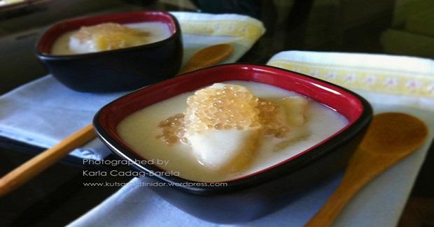 Banana With Coconut Milk (Kluay Buat Chee) Recipe