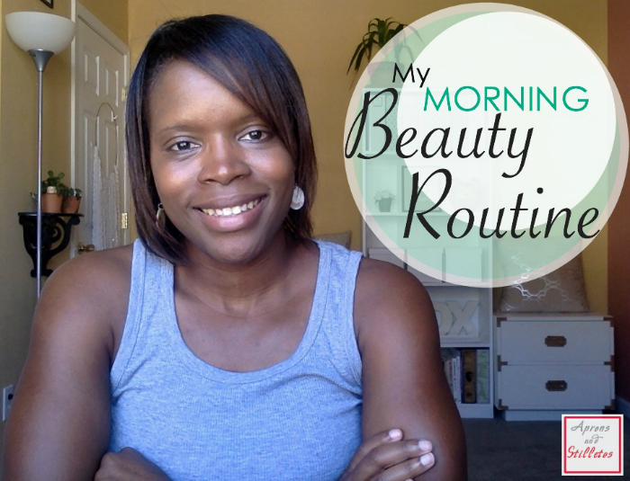 Perfect A.M. Beauty Routine for Vlogging and Periscope