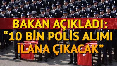 10 bin polis alımı