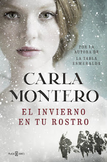 """""""El invierno en tu rostro"""" de Carla Montero"""