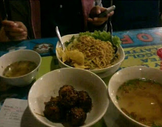 3rd place Bakso Bakar sensation in Malang