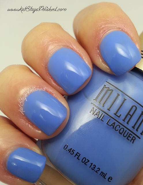 Milani Gold Label - Power Periwinkle