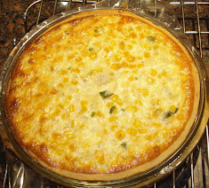 Sweetcorn Tart  - easy