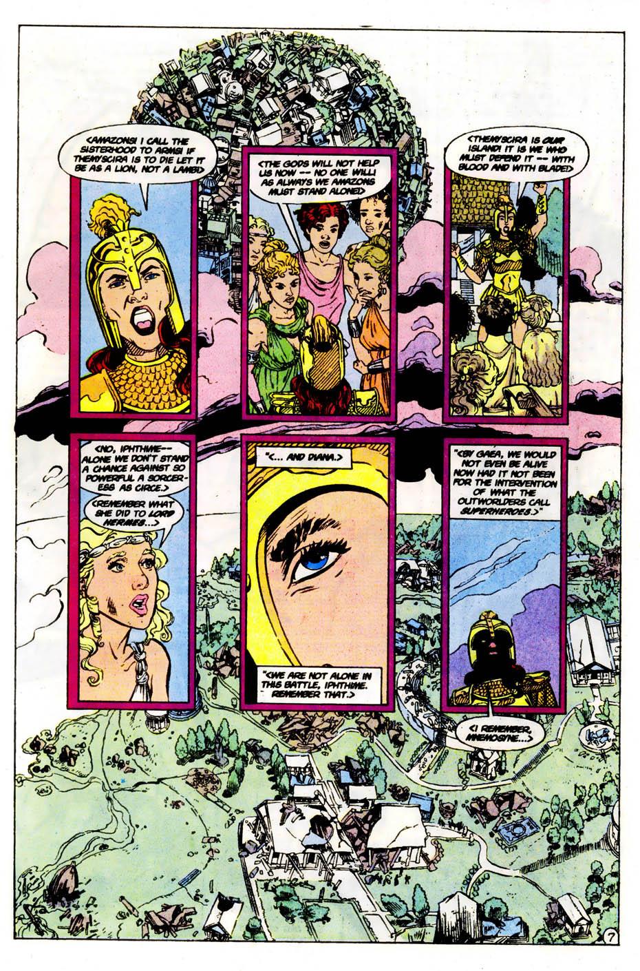 Read online Wonder Woman (1987) comic -  Issue #61 - 9