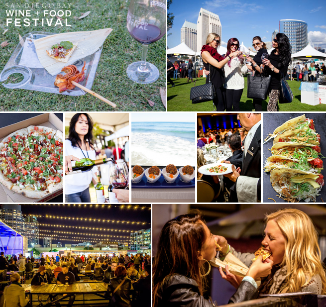 The San Diego Bay Wine & Food Festival Returns This November 11-18!