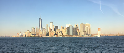 Om 57 timmar i New York