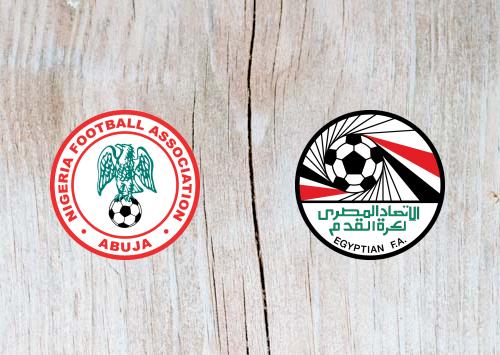 Nigeria vs Egypt - Highlights 26 March 2019
