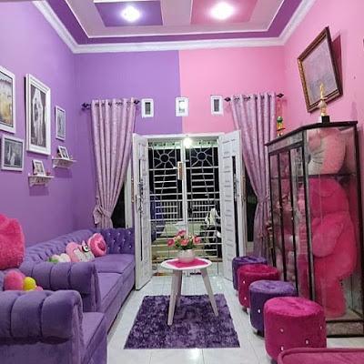 dekorasi ruang keluarga yang bagus