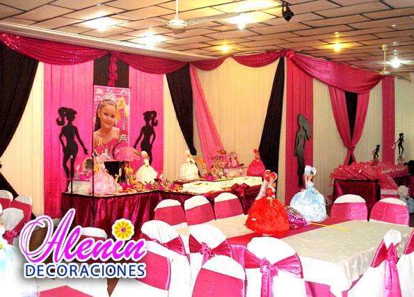 Cumple infantil cumple barbie fashion en albar 39 s - Imagenes decoracion fiestas infantiles ...