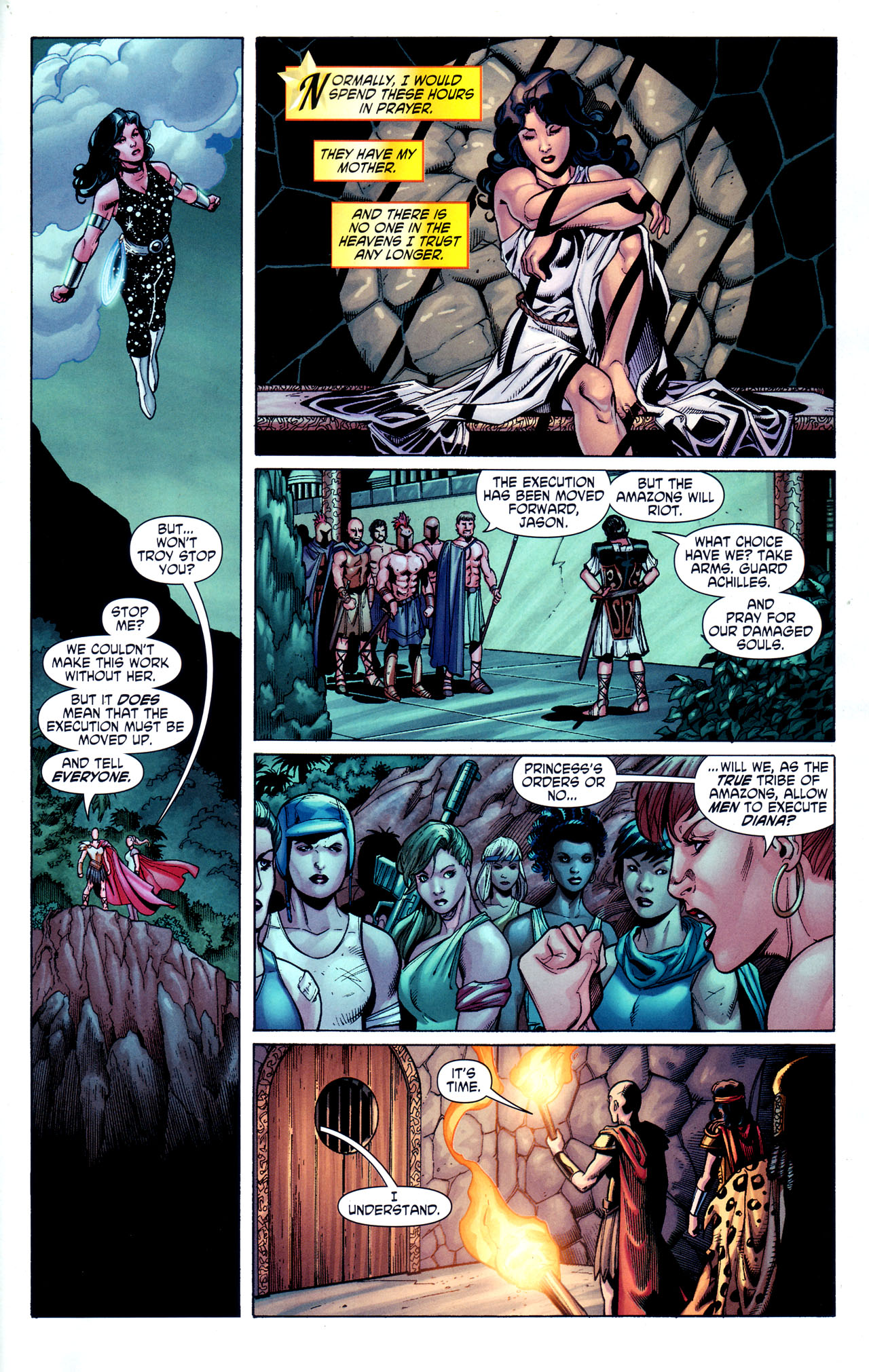 Read online Wonder Woman (2006) comic -  Issue #38 - 14