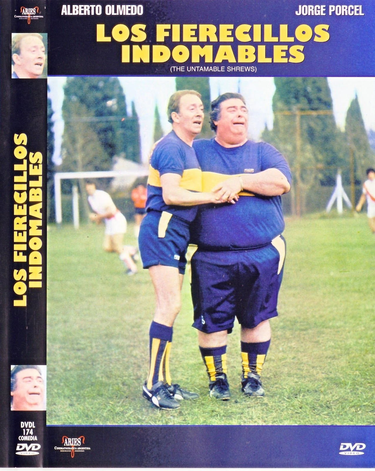 Los Indomables Tomado De: Biografo 80: Los Fierecillos Indomables