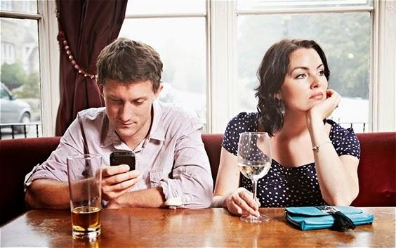 No sin mi móvil ¿Padeces de nomofobia?