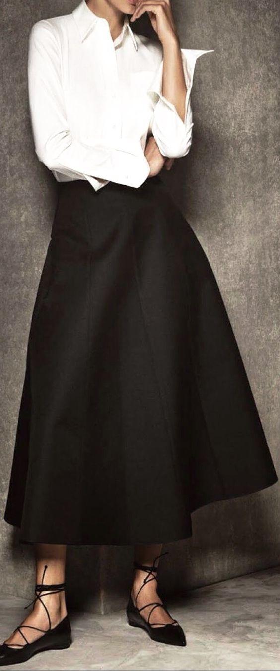 falda sleepers moda