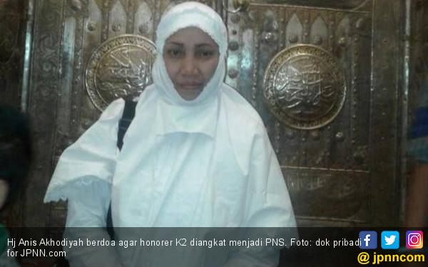 Demi Perubahan Nasib, Honorer K2 Dukung Prabowo – Sandi