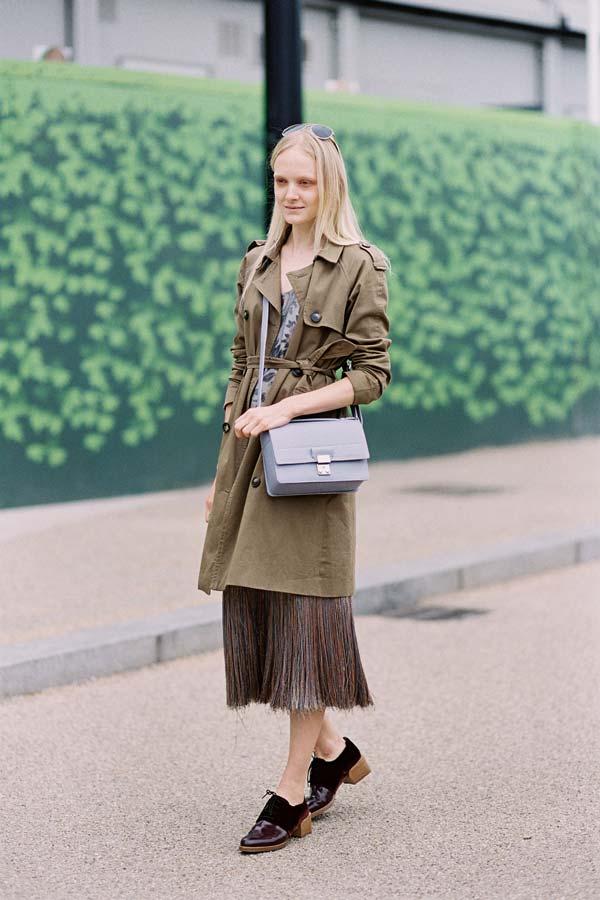 Vanessa Jackman London Fashion Week Ss 2016 Maja