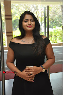 Telugu Actress Swathi Reddy Latest Stills in Black Gown  0059.JPG