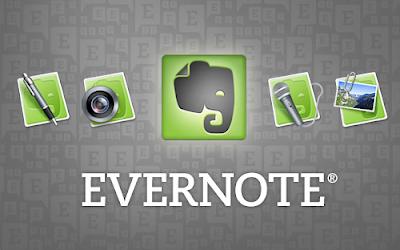 Download Aplikasi Evernote, Mencatat jadi Lebih Mudah