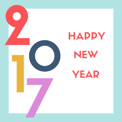 2017 Happy New Year PNG Pics