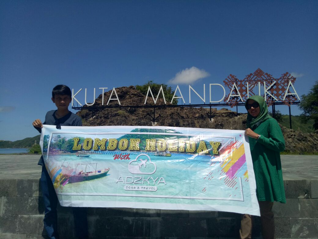 HONEYMOON TOUR LOMBOK 02-05 APRIL 2018