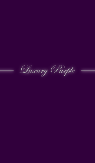 Luxury Purple