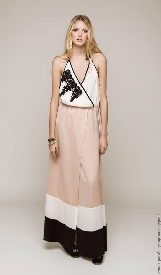 Moda verano 2017 ropa de mujer faldas y pantalones.