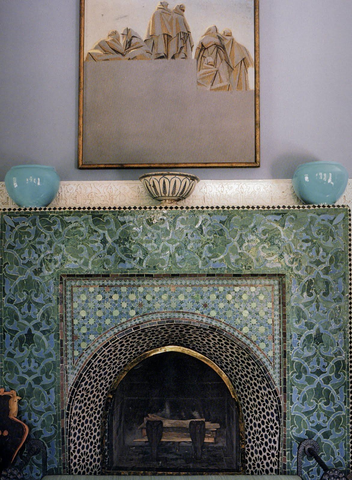 Morroccan & Spanish Tiles on Pinterest | Tile, Blue Tiles ...