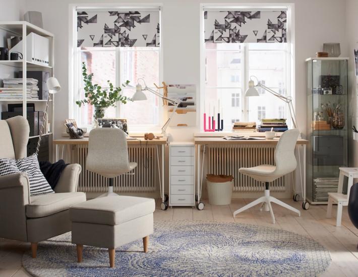 Como crear una oficina en casa de manera rápida y lowcost