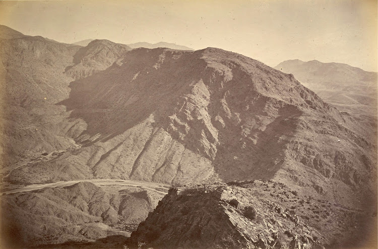 Shadi Begiar, mouth of Khyber