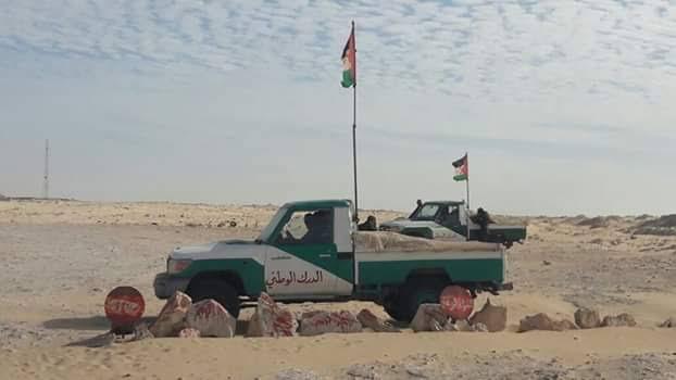 Resultado de imagen de gobierno saharaui consejo