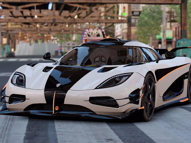 Koenigsegg One: 1 - € 2.500.000