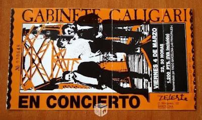 GABINETE CALIGARI  EL CORTE MESETARIO bdb5a082187