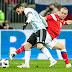 Argentina vence 1-0 a Rusia