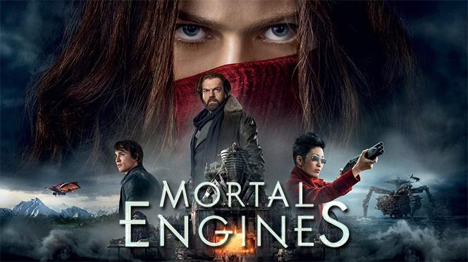 Máquinas mortales (2018) Web-DL 1080p Subtitulad