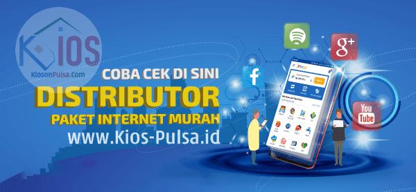 KiosonPulsa.com CV Multi Payment Nusantara Agen Kuota Data Paket Internet Paling Murah