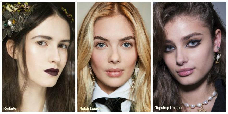 Fall '16 Makeup Trends Full Brows