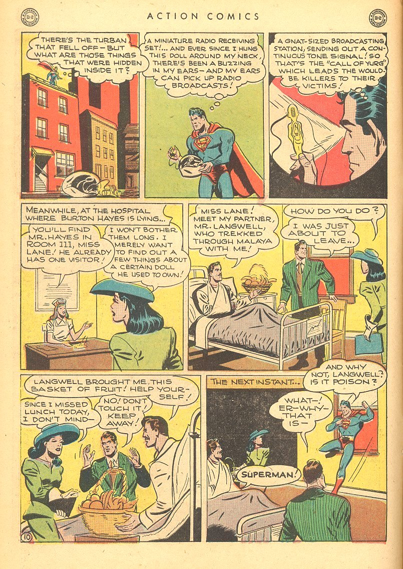 Read online Action Comics (1938) comic -  Issue #99 - 12
