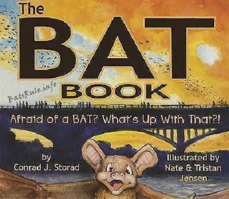 Bat book | The Bat Book By Storad Conrad J