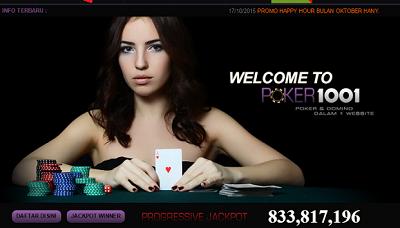 Poker online yang menghasilkan uang