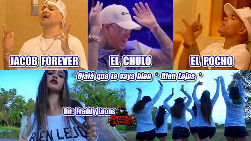 Jacob Forever - El Chulo - El Pocho - ¨Ojalá que te vaya bien (Bien Lejos)¨ - Videoclip - Dirección: Freddy Loons. Portal del Vídeo Clip Cubano