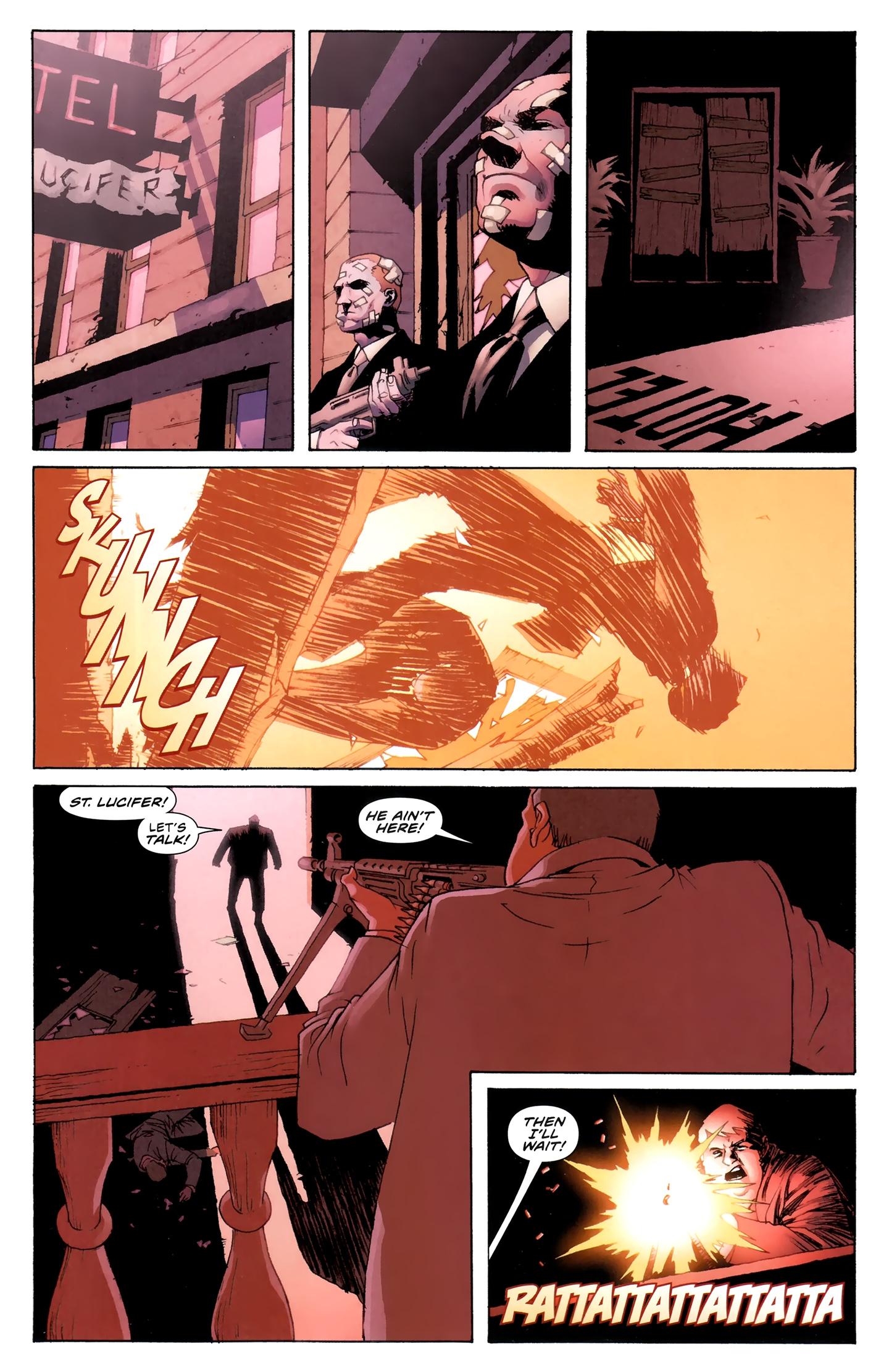 Read online Incorruptible comic -  Issue #30 - 11