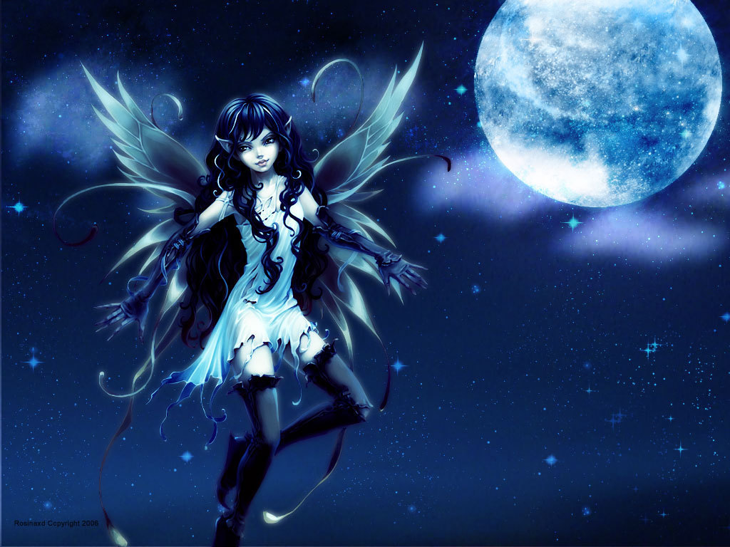 wallpaper anime girl under - photo #22