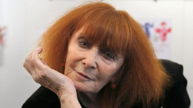 Sonia Rykiel: French fashion designer dies at 86