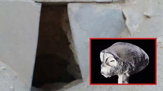 Dentro de la tumba en Perú donde se encontraron los 'alienígenas momificados'