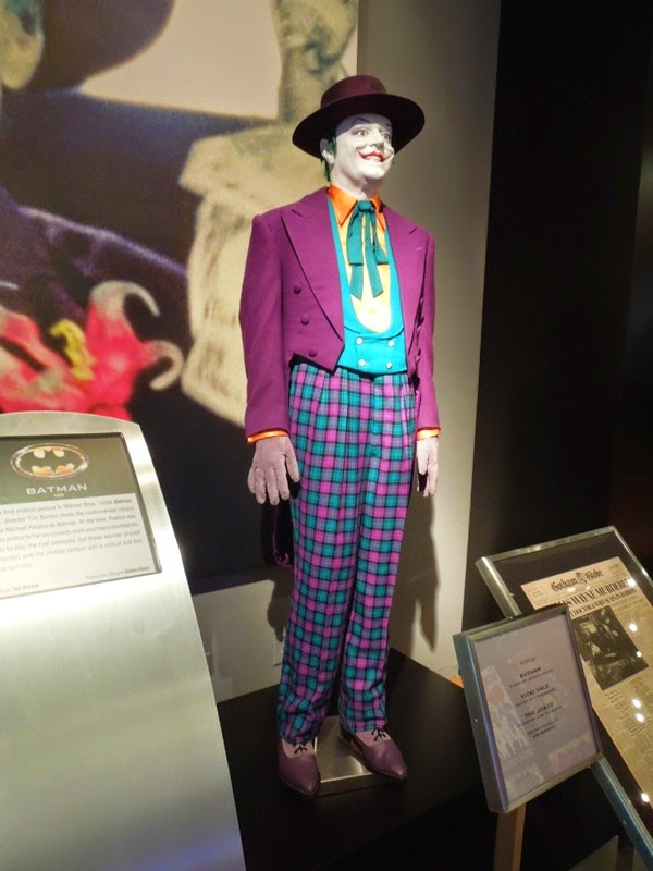 Jack Nicholson Joker costume Batman 1989 movie