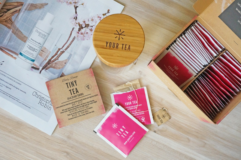 mon tea time d tox avec your tea concours louise grenadine blog slow lifestyle lyon. Black Bedroom Furniture Sets. Home Design Ideas