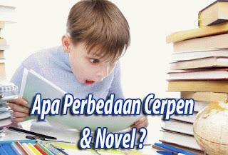 Pengertian, Persamaan, dan Perbedaan Cerpen dan Novel