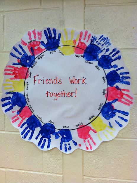 Preschool Friendship Activities Crafts