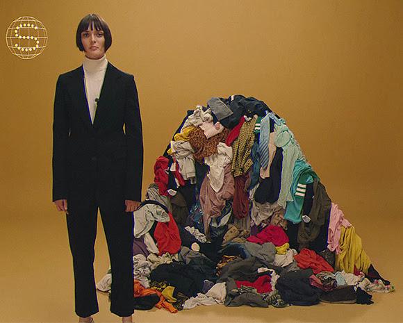 Sensibilisation de Stella McCartney pour une mode durable