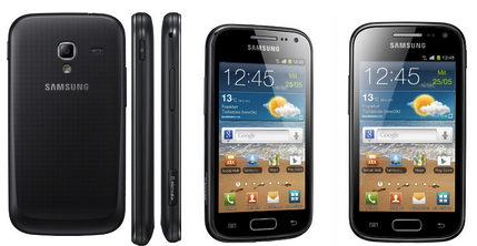 How to download samsung galaxy ace plus gt-s7500t stock firmware.