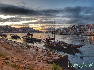 Porto Marathon 2017 evening view  maratona do porto